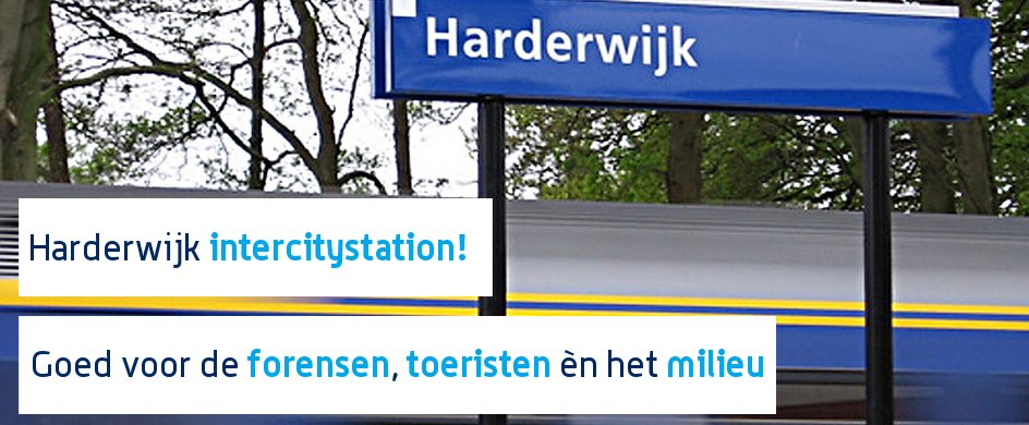 Intercitystation Harderwijk
